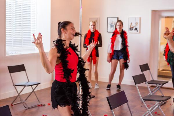 Workshop Burlesque in Leiden