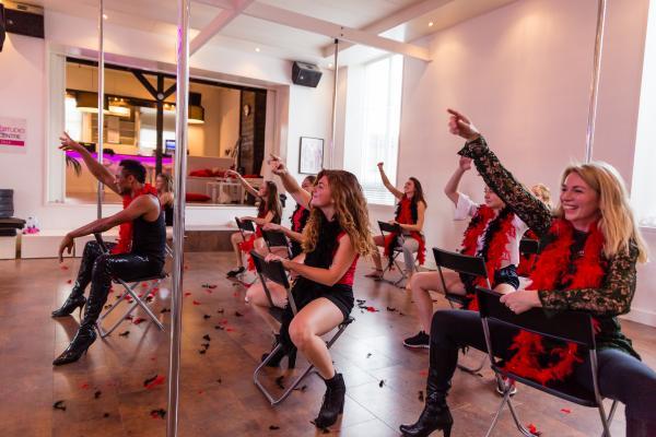 Workshop Burlesque in Leiden